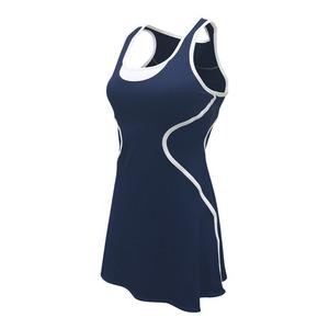 Women`s Sophia Tennis Dress Navy