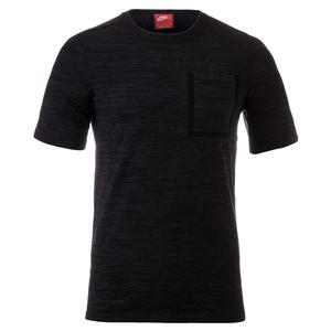 Men`s Tech Knit Pocket Tee