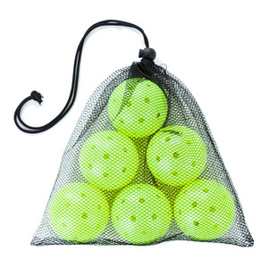 Neon Flare Pickleballs 6 Pack