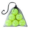 WILSON Neon Flare Pickleballs 6 Pack