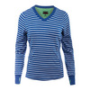BOLLE Women`s Francesca Long Sleeve Tennis Top Royal Heather