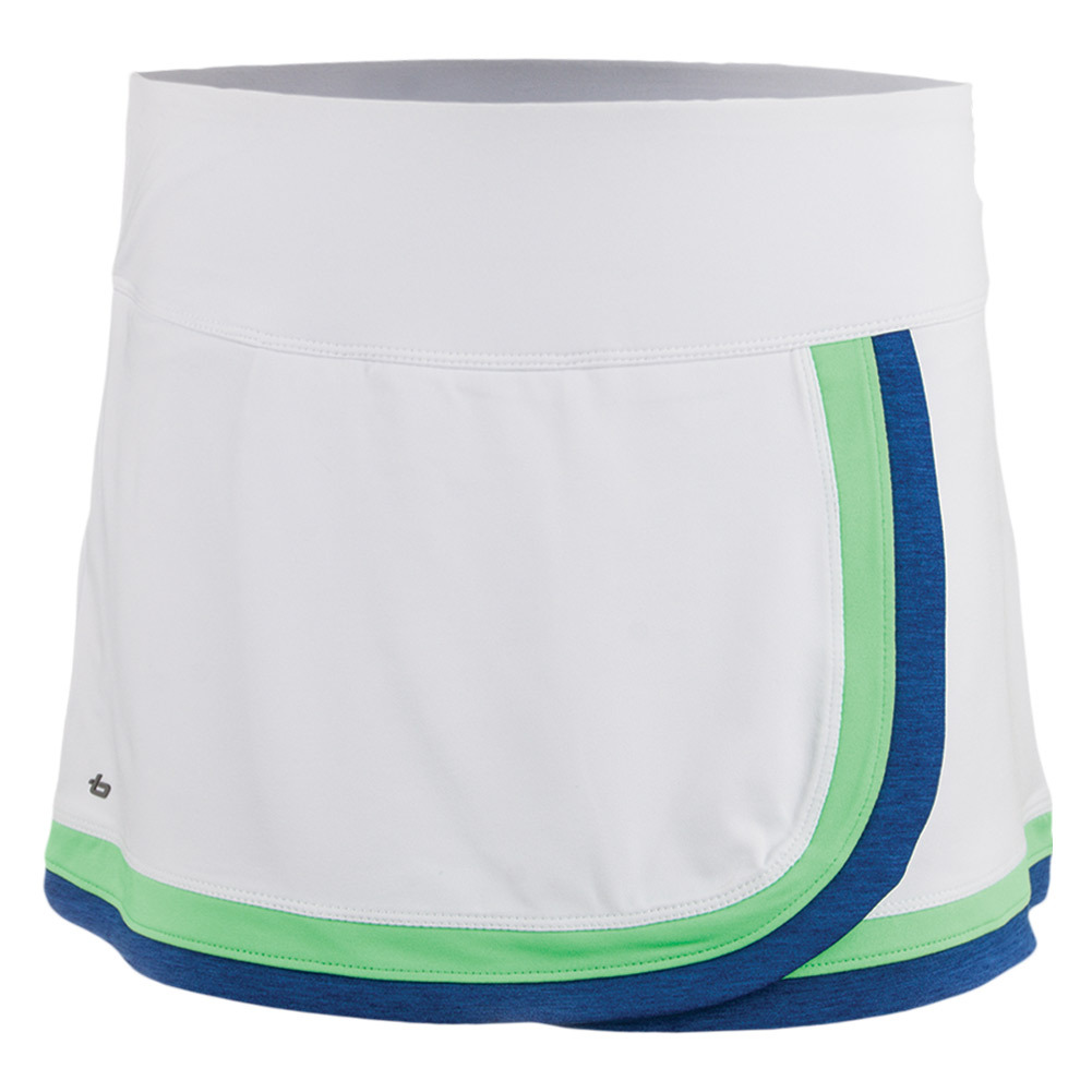 Women's Francesca 13.5 Inch Tennis Skort White