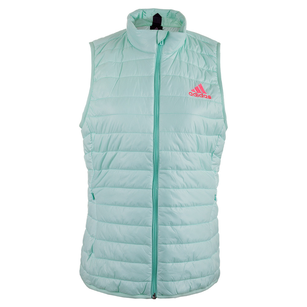 Women's Premium Padded Tennis Vest Ice Green
