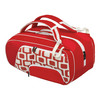 Olympic 2016 12 Pack Tennis Bag Red and White by WILSON