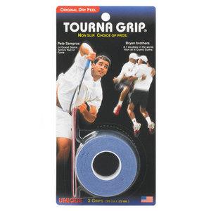 Tourna Grip 3 Grip Pack - XL Blue