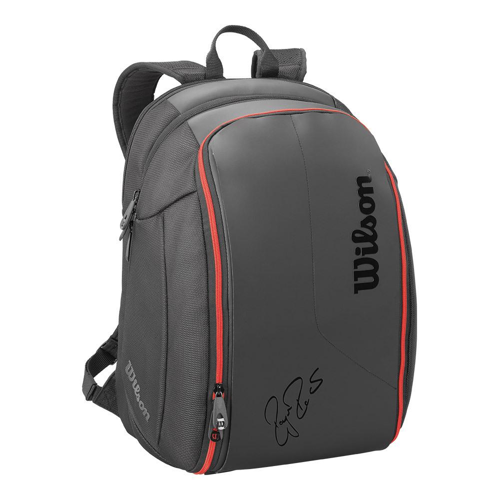 Federer Dna Tennis Backpack Black