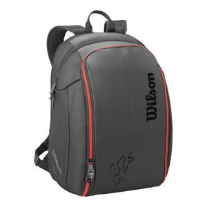 Federer DNA Tennis Backpack Black
