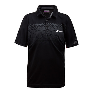 Boys` Perf Tennis Polo Black