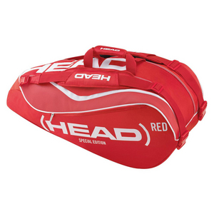 HEAD RED PRO PLAYER MONSTERCOMBI TNS BAG