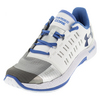 UNDER ARMOUR Women`s Charged Core Shoes White and Water