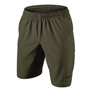 Men`s NET 11 Inch Woven Tennis Short Cargo Khaki