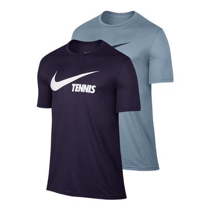 Men`s Swoosh Tennis Tee