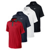 NIKE Boys` Team Court Tennis Polo