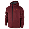 Boys` Therma Training Hoodie 677_TEAM_RED/ANTHRA