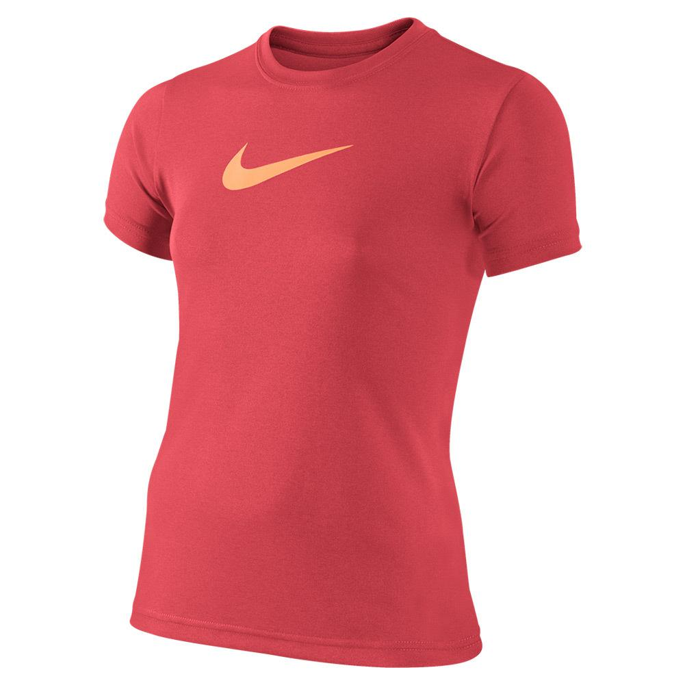 Girls ` Dry Training Tee