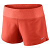 NIKE Women`s Rival 3 Inch Short Turf Orange