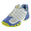 Women`s Bigshot Light 2.5 50th Tennis Shoes White and Ultramarine by K-SWISS