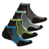 THORLO Experia Micro Mini Nightscape Socks