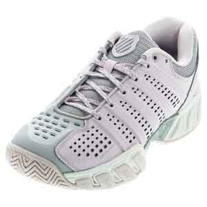 K-SWISS WOMENS BIGSHOT LT 2.5 TNS SHOES MA CH/WC