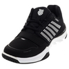 K-SWISS Men`s X Court Tennis Shoes Black and White
