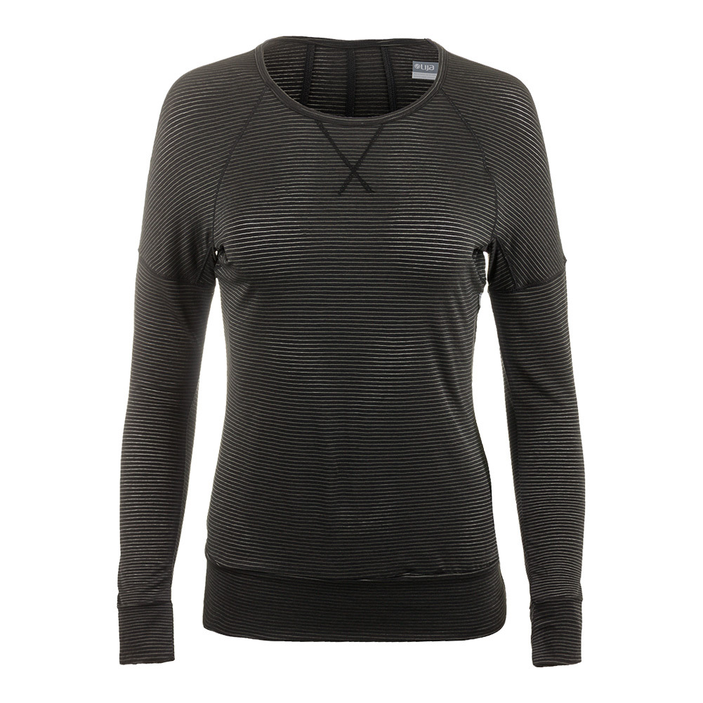 Women's Cool Down Tennis Top Black
