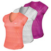 NIKE Women`s Pure Printed Tennis Top