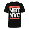 Men`s NBT/NYC Graphic Tennis Tee BLACK