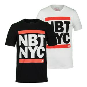 Men`s NBT/NYC Graphic Tennis Tee