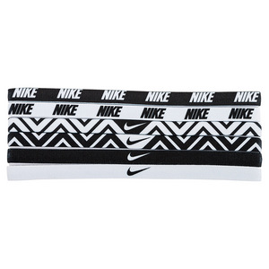 Printed Assorted Headbands Black and White