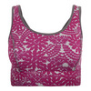 ELEVEN Women`s Power Play Tennis Bra Dahlia Print
