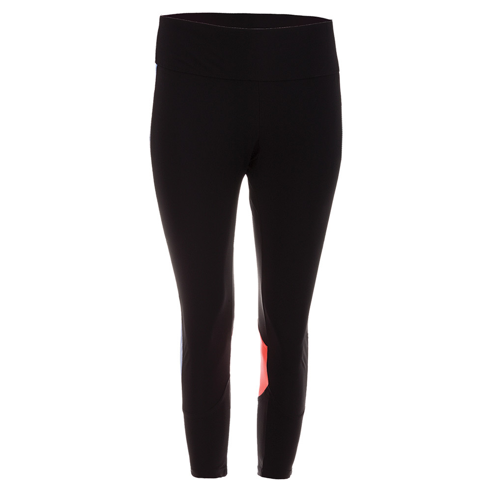 Women's Platinum 3/4 Length Tight Black