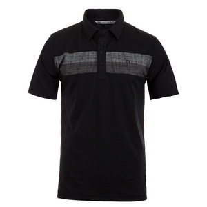 Men`s Rockwell Tennis Polo Black