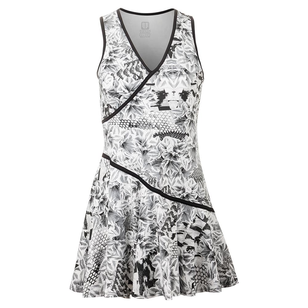 Women's Love Letter Tennis Dress Casablanca Print