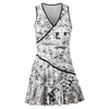 ELEVEN Women`s Love Letter Tennis Dress Casablanca Print