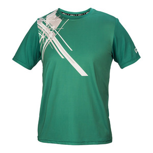 Men`s Pauldron Match Tennis Crew Green