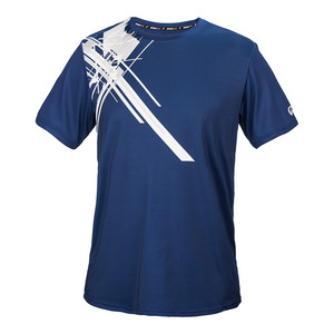 Men`s Pauldron Match Tennis Crew Navy