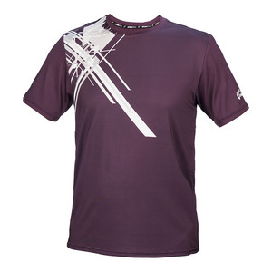Men`s Pauldron Match Tennis Crew Burgundy