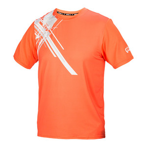 Men`s Pauldron Match Tennis Crew Orange