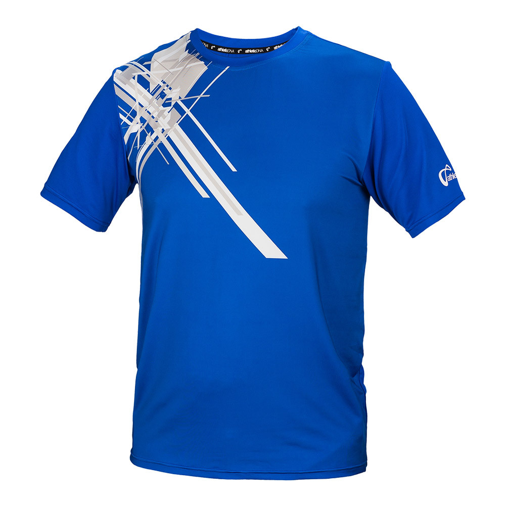 Men's Pauldron Match Tennis Crew Royal