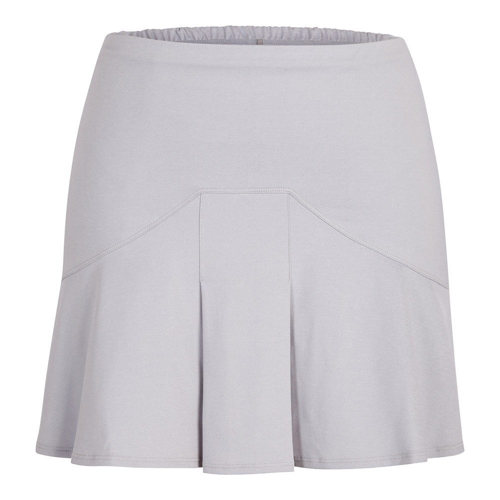 Women's Nisha 14.5 Inch Tennis Skort Heather White
