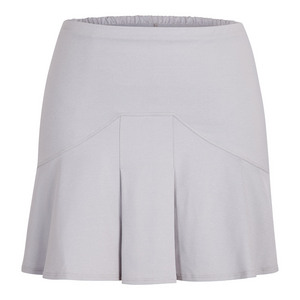 Women`s Nisha 14.5 Inch Tennis Skort Heather White