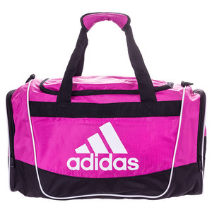 Defender II Medium Duffel Bag Intense Pink