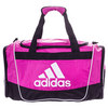 ADIDAS Defender II Medium Duffel Bag Intense Pink