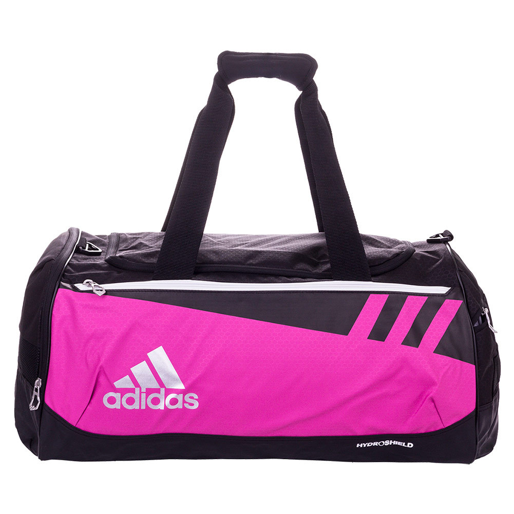 Team Issue Medium Duffel Bag Intense Pink