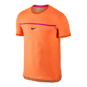 Men`s Rafa Challenger Tennis Top Bright Citrus