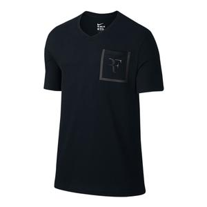 Men`s Roger Federer Stealth Tennis Tee