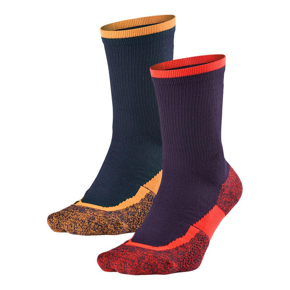 Elite Crew Tennis Socks