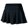 Women`s Baseline11.75 Inch Tennis Skort 010_BLACK