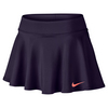 Women`s Baseline 11.75 Inch Tennis Skort 524_PURPLE_DYNASTY