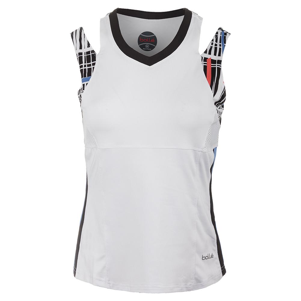 Women's Seraphina Tennis Tank White
